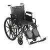 McKesson Wheelchair (146-SSP216DDA-ELR) MON 1065273EA