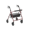 McKesson 4 Wheel Rollator (146-10216RD-1) MON 21673801