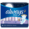 Procter & Gamble Feminine Pad Always Maxi Overnight Absorbency (2168250) MON 21681700