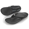 Hospital Apparel Sandals: Spenco - Sandals Spenco Polysorb Yumi Black Female