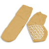 Hospital Apparel: Dynarex - Sock Slipper Bge XLG 48EA/CS