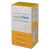 Nutritionals & Supplements: Simply Thick - Food Thickener, Honey Consistency Individual Serving Packets, 30 gm / 1.1 oz, 100/CS