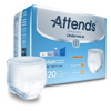 Attends Advanced® Heavy Absorbency Protective Underwear, Medium, 80/CS MON 848957CS