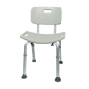 Rehabilitation: McKesson - Bath Bench With Back (146-RTL12202KDR)