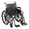 McKesson Wheelchair (146-SSP220DDA-SF) MON 22064201