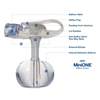Applied Medical Technologies Mini ONE® Low Profile Balloon Button Gastrostomy Tube (M1-5-1220-I) MON 22064600