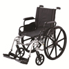 Merits Health Sequoia Ultra Strength Lightweight 16 Wheelchair, Dual Axles MON 22234200