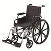 Merits Health Sequoia Ultra Strength Lightweight 18 Wheelchair, Dual Axles MON 22244200