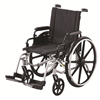 Merits Health Sequoia Deluxe Ultra Strength Lightweight 16 Wheelchair, Tri-axles MON 22264200