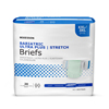 McKesson McKesson Heavy Absorbency Briefs, 2X-Large / 3X-Large, 20/BG MON 22283100