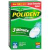Glaxo Smith Kline Denture Cleaner Polident® Tablet MON1018096BX
