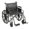 McKesson Wheelchair (146-STD22ECDDA-SF) MON 22364201
