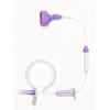 Vesco Medical Gravity Feeding Spike Set with Screw Cap (20), 24/CS MON 960503CS