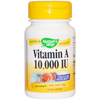 Nature's Products Vitamin A Supplement Natures Pride 10000 IU Strength Tablet 100 per Bottle (201211) MON 22612700