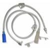 Applied Medical Technologies Right Angle Connector with Y-Port Adapter AMT Mini Classic 12 MON 727969BX