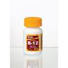 Major Pharmaceuticals Vitamin B-12 Supplement 100 mcg Strength Tablet 100 per Bottle MON 22712700