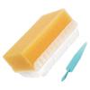 BD: BD - Impregnated Scrub Brush E-Z Scrub Polyethylene Brown
