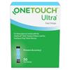 LifeScan Blood Glucose Test Strip OneTouch® Ultra® Blue 50 Test Strips per Box MON 850708BX