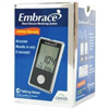 Glucose: Independence Medical - Blood Glucose Meter Embrace® 6 Seconds Stores 7-, 21-, and 30-Day Averaging No Coding