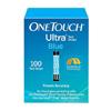 Glucose: LifeScan - Blood Glucose Test Strip OneTouch® Ultra® Blue 100 Test Strips per Box