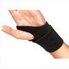 DJO Wrist Support Cinch-Lock® Foam / Aluminum Black One Size Fits Most MON 23003000