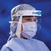 DeRoyal FaceShieldZ™ Face Shield (23-006) MON23061101
