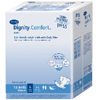Hartmann Incontinent Brief Dignity Tab Closure Large Disposable Heavy Absorbency MON 23153104