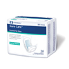 "incontinence liners and incontinence pads: Medtronic - Sure Care™ Guards For Men 13"" x 6.5"", 14/BG"