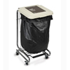 Medical Action Industries Trash Bag Clear 40 to 45 Gallon 40 X 46 Inch, 100/CS MON 23501100