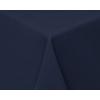 Tablecloth Company Dinner Napkin Cottunique Navy Blue Spun Polyester 100%, 12/DZ MON 23570409
