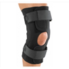 DJO Hinged Knee Brace Reddie® Brace Medium Wraparound / Hook and Loop Straps 18 to 20-1/2 Inch Circumference Left or Right Knee MON 23953000