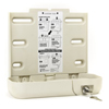 McKesson Prevent® Sharps Collector Bracket Locking Wall Cabinet Plastic MON 1011864EA