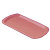 Medical Action Industries Service Tray 6 X 9 Inch Dusty Rose Polypropylene, 200EA/CS MON 24112920