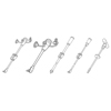 Halyard Bolus Extension Feeding Tube Set MIC-Key 12 Inch, With Cath Tip, SECUR-LOK Right-Angle Connector and Clamp MON 24124600