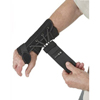 Ossur Wrist Brace Spectra® Removable Palmar Stay Suede Left Hand Black Small MON 24223000
