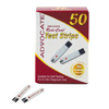 Advocate Blood Glucose Test Strip Advocate® Redi-Code+ 50 Test Strips per Box MON 847114BX