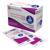 Dynarex Exam Glove Dynarex Sterile Powder Free Latex Ivory Not Chemo Approved Large Ambidextrous MON 24531301