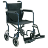 Merits Health Lightweight Transport Companion Chair MON 24734200
