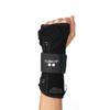 Ossur Wrist Brace Form Fit® Universal Wrist Felt Right Hand Black One Size Fits Most MON 25093000