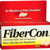 Pfizer Laxative Fibercon Caplet 90 per Bottle 625 mg Strength Calcium Polycarbophil MON 25332700