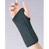 BSN Medical Wrist Splint PROLITE Contoured Foam Right Hand Black Large MON 25403000