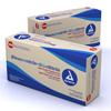 Dynarex Exam Glove Safetouch® NonSterile Powder Free Nitrile Medium Ambidextrous, 100EA/BX MON 25551300