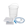 enemas: Medical Action Industries - Enema Bucket Set w/Castile Soap Gentle-L-Care™ 1500 ml