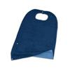 Abena Bib Snap Closure Reusable Cotton / Polyester / Nylon, 24/CS MON 1113244CS
