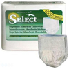 PBE Youth Incontinent Brief Select® Pull On One Size Fits Most Disposable Moderate Absorbency MON 26023108
