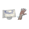 McKesson Utility Glove One Size Fits Most Polyethylene Clear NonBeaded Cuff, 100EA/BX 50BX/CS MON 26041310