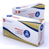 Dynarex Exam Glove Safe-Touch NonSterile Powder Free Vinyl Smooth Clear Small Ambidextrous MON 26111310