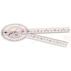 Sammons Preston Goniometer 0 - 90 Degree / 0 - 180 Degree Inches and Centimeters 8 Inch MON 26157700