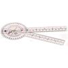 Sammons Preston Goniometer 0 - 90 Degree / 0 - 180 Degree Inches and Centimeters 8 Inch MON 26157700