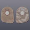 Hollister Filtered Ostomy Pouch New Image Two-Piece System 7 Length Closed End MON 569972BX